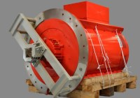 Small hydroelectric power plant generators